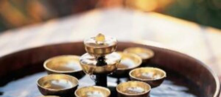Feng Shui Fountains Applications