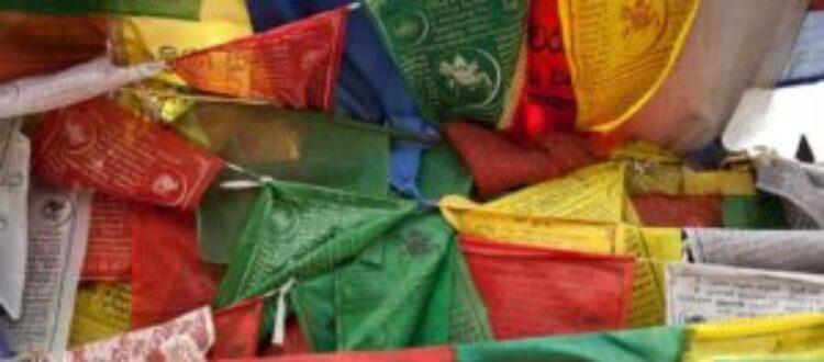 Feng Shui and Tibetan Prayer Flags
